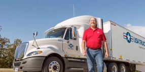 USA Truck Introduces Self-Dispatch Program