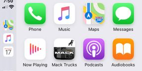 Mack Adds Apple CarPlay, Updated Seats to Anthem, Pinnacle, Granite Models