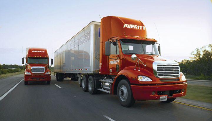 Averitt is one of the LTL providers in the new Digital LTL Council. - Photo: Averitt