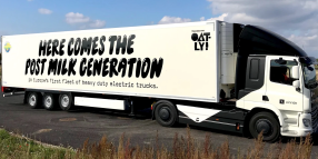 Electric-Truck Pilot in Sweden Slashes Carbon Footprint