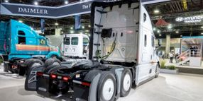 FlowBelow Aerodynamic Wheel Cover Now Standard on Freightliner Cascadia