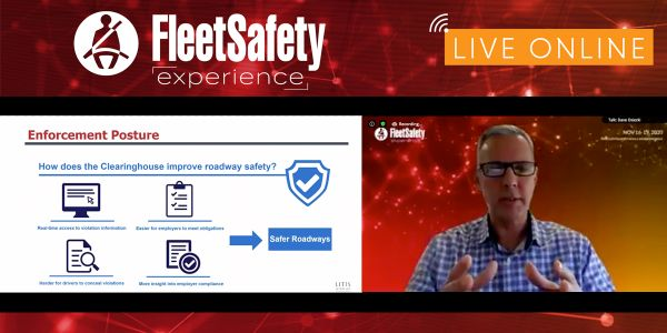 Fleet Safety Experience Continues with Award-Winning Safety Program, New HOS Rules