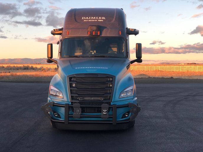 A new portal on the NACFE website will help fleets track and prepare for autonomous truck technology as it emerges. - Photo: Jack Roberts