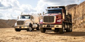 Navistar Takes Aim at Construction With New International HX Series