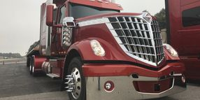 International Truck Debuts Intelligent Fleet Care