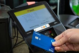 Love's Travel Stops Expands Contactless Payment Options