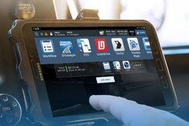 Platform Science, Samsung Work to Improve Tablet-Based In-Cab Solutions