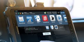 Platform Science, Samsung Work to Improve Tablet-Based In-Cab Solutions