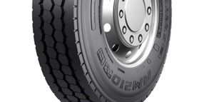 TBC Introduces New Truck Tire Brand