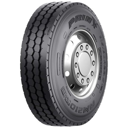 Prinx Tires is a new brand of medium-duty radial truck tires for the North American market. - Prinx Tires
