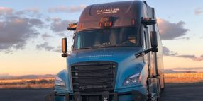 Daimler Showcases Second-Generation Autonomous Freightliner Cascadia