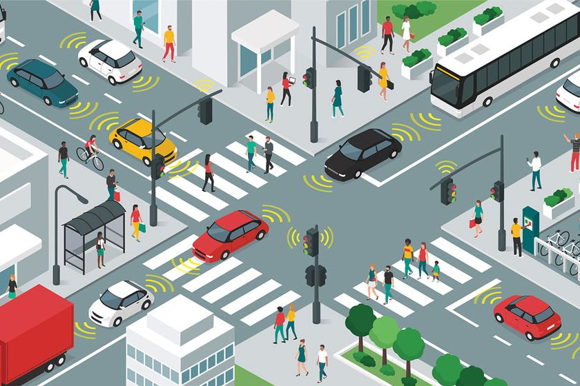 Proponents of vehicle-to-everything technology say the FCC's latest move is a mistake.