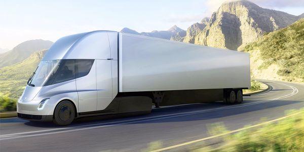 Pride Group Enterprises Reserves 150 Tesla Semis