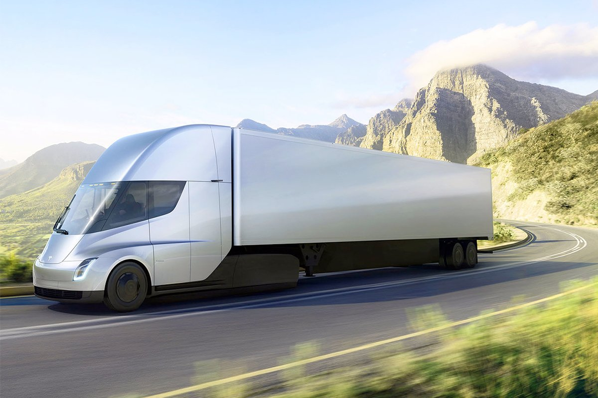 Pride Group Enterprises Reserves 150 Tesla Semis
