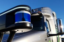 FMCSA Wants Fleet Perspective on Autonomous Trucks