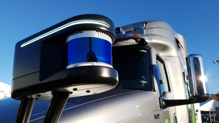 FMCSA says development of autonomous-truck technologies may be outpacing fleet ability to consider how to integrate them into their operations. - Photo: Jim Park