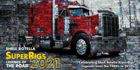 Shell Rotella SuperRigs Calendars Available
