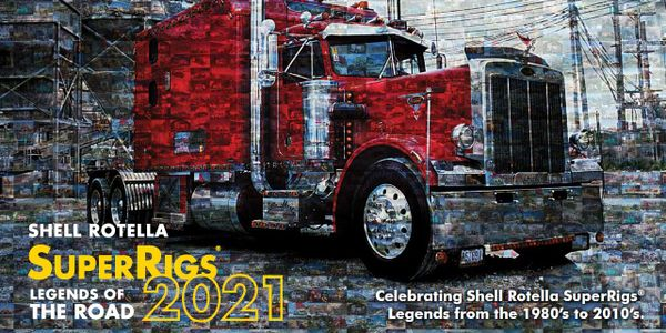 The 2021 Shell Rotella SuperRigs Calendar is now available for order online.