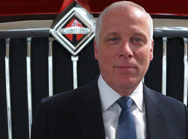 Navistar's commercial business division will be headed by Friedrich Baumann as president. - Photo: Navistar