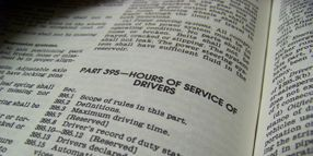 Hours of Service Questions? FMCSA Session Has Answers