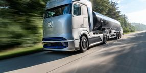 Mass Market Roll-Out of Hydrogen Trucks in Europe Goal of H2Accelerate