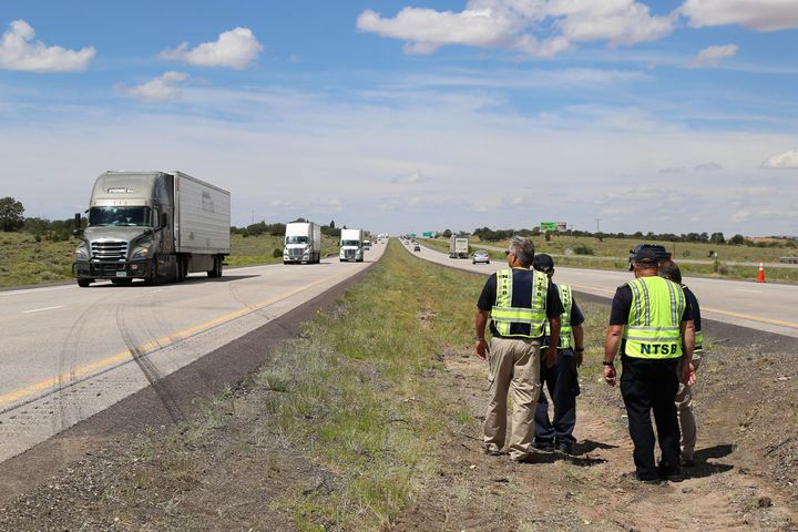 How does the National Transportation Safety Board decide which crashes to investigate? - Photo: NTSB