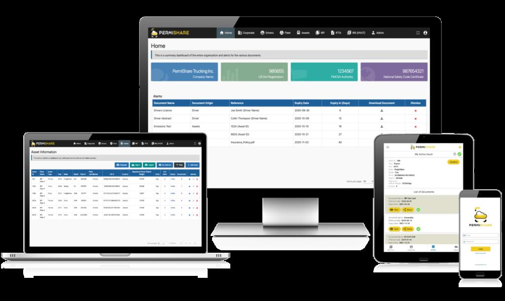 PermiShare App Creates Electronic Permit Book