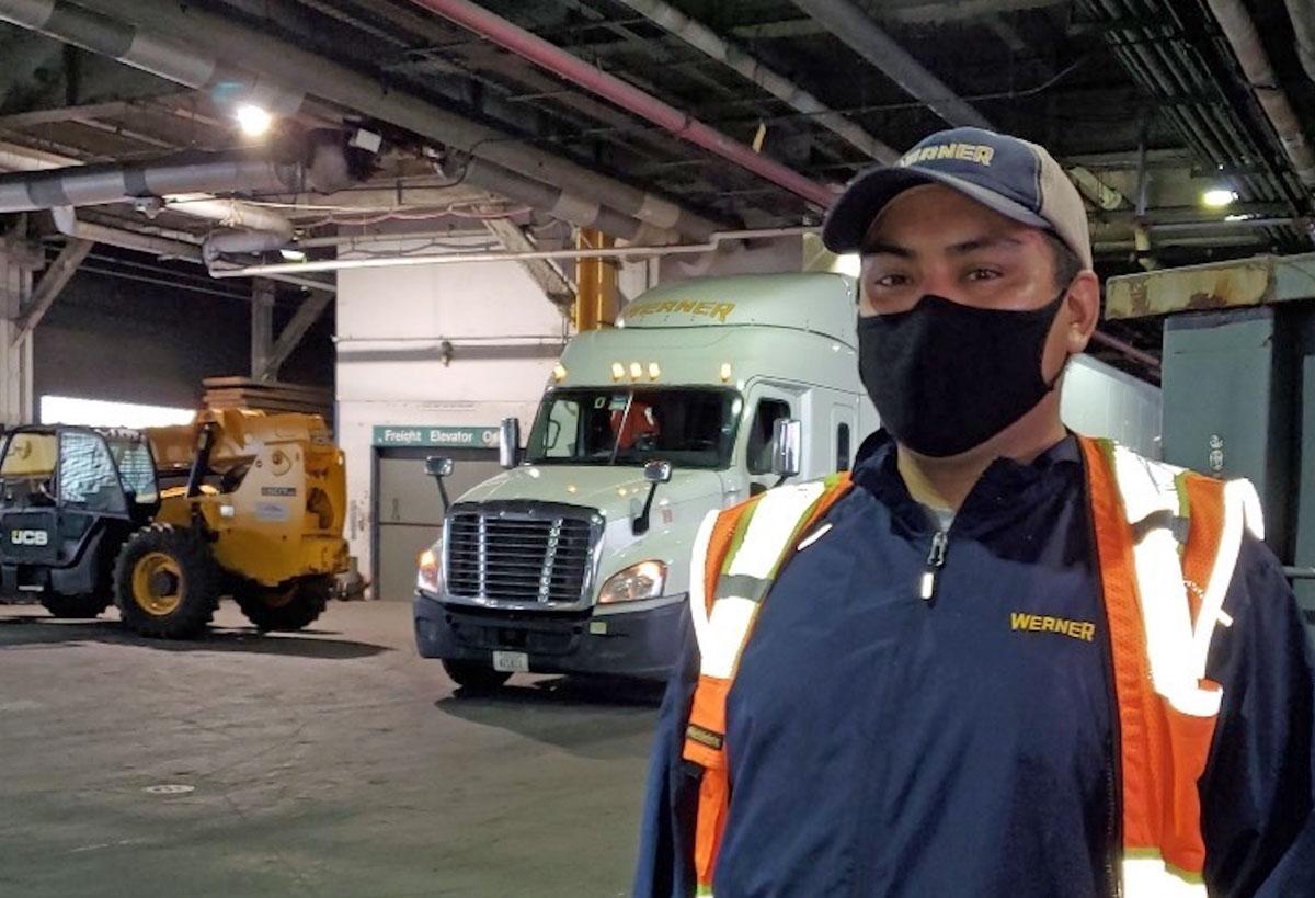 ATA: Truckers Need Priority Access to COVID-19 Vaccine