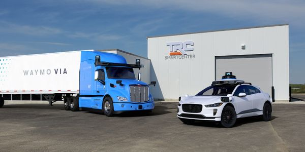 Waymo has teamed with TRC to open two, new, autonomous vehicle R&D centers in North America.