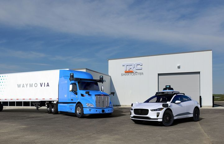 Waymo has teamed with TRC to open two, new, autonomous vehicle R&D centers in North America. - Photo: Waymo