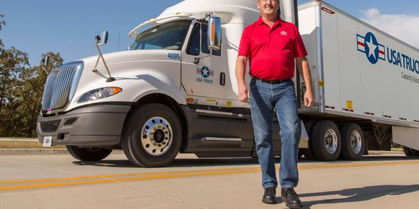 Because truck drivers are essential workers and many state driver license agencies have...