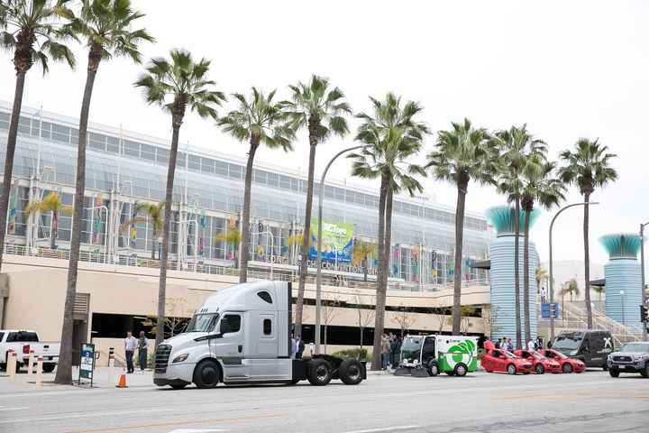 After the in-person event was cancelled in 2020 due to the pandemic, ACT Expo will return in September. - Photo: GNA