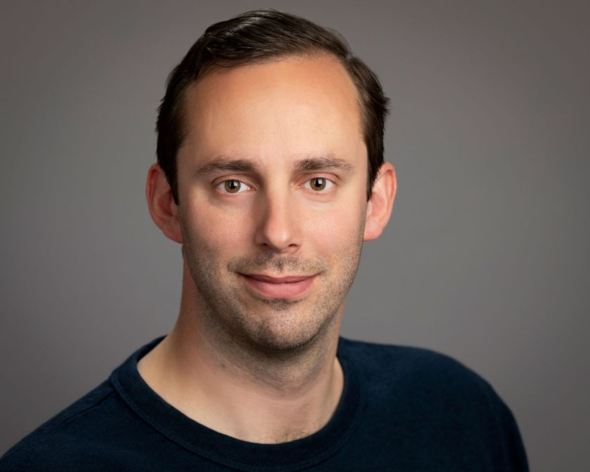 Anthony Levandowski in a publicity photo from Pronto, the auutonomous tech company he founded in...