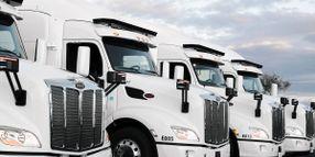 U.S. Xpress Invests in Autonomous Truck Tech