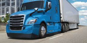 Freightliner Cascadias Recalled for Steer Tire Problem