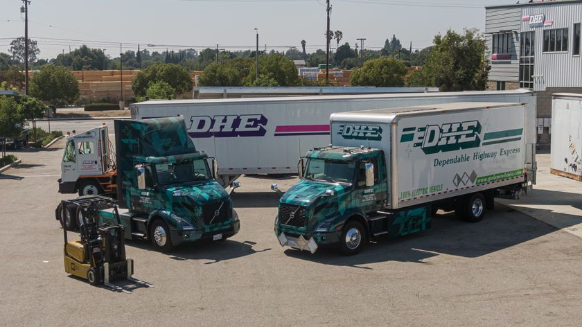 Dependable Highway Express has turned to Volvo LIGHTS to electrify its Southern California fleet...