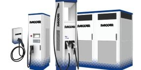 Paccar Parts Introduces Charging Stations for All Electric Vehicles