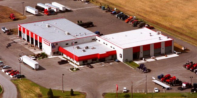 Kenworth Sales Co. even offered video walkarounds of vehicles and drone videos of its facilities. - Photo: Kenworth Truck Sales