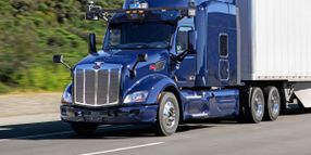 Paccar Makes Major Move into Global Autonomous Truck Market