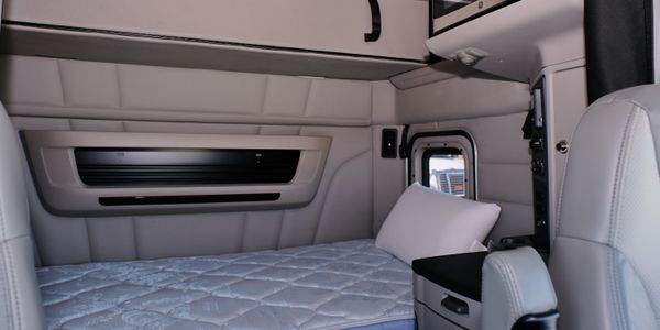 Are two shorter periods in the sleeper berth as beneficial as one long one?