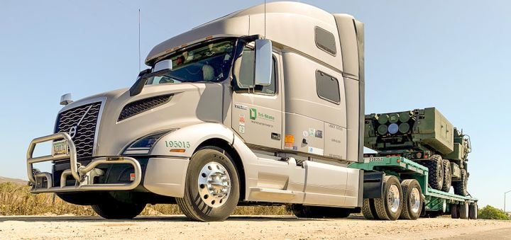 Daseke built a nationwide open deck carrier through acquisitions such as Tri-State Motor Transit. - Photo: Daseke (file)