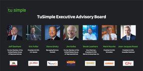 TuSimple Advisory Board to Offer Fleet, Regulatory Input