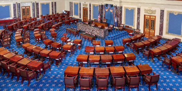 Rarely has the U.S. Senate been so evenly divided.