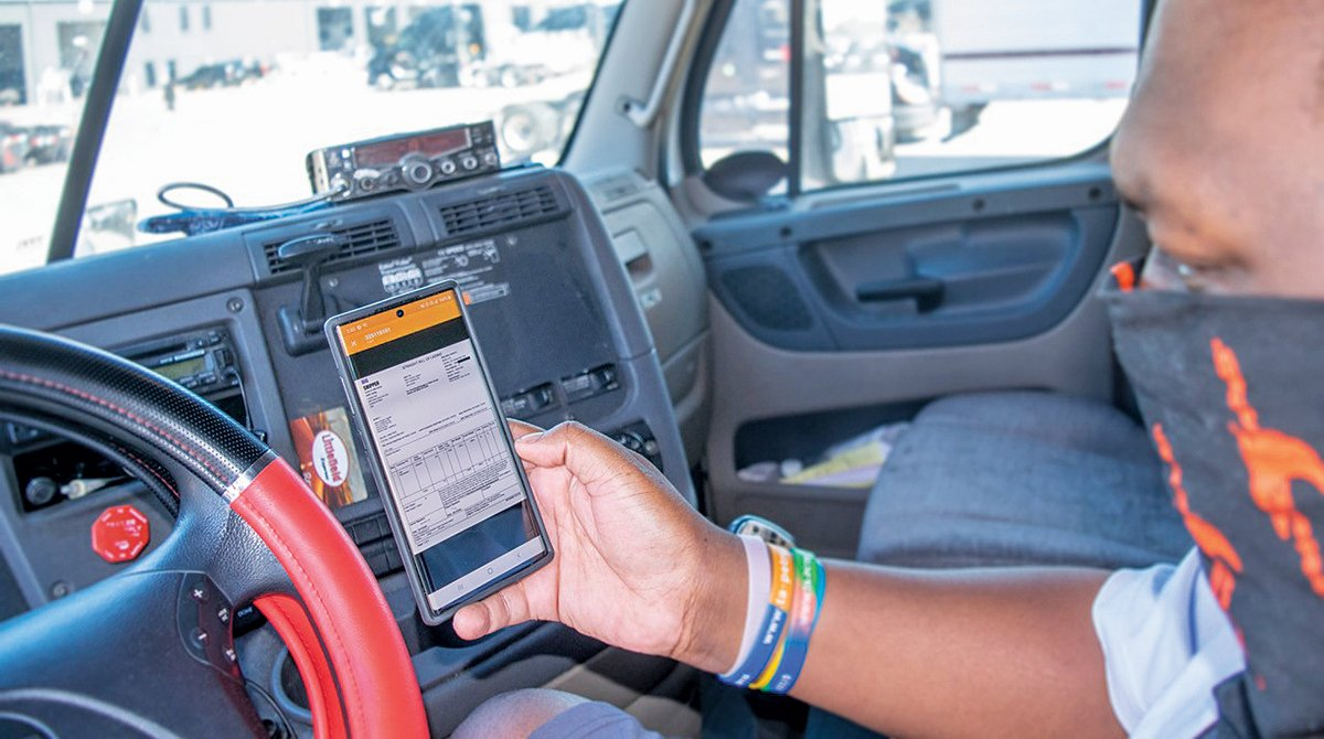 Vector Unveils Contactless Pickup and Delivery System for Fleets