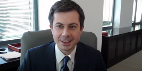 Buttigieg: Fuel Tax Not a Long-Term Funding Solution