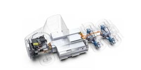 Meritor to Begin Commercial Electric Powertrain Production