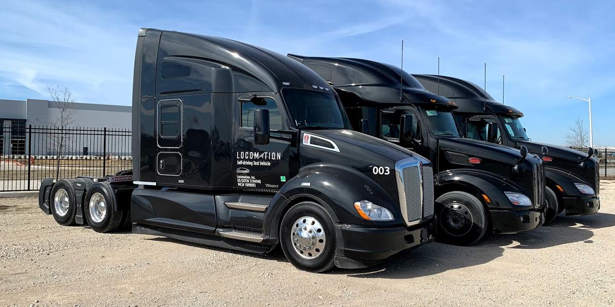 Rush to Install, Maintain Locomation's Autonomous Convoy Tech