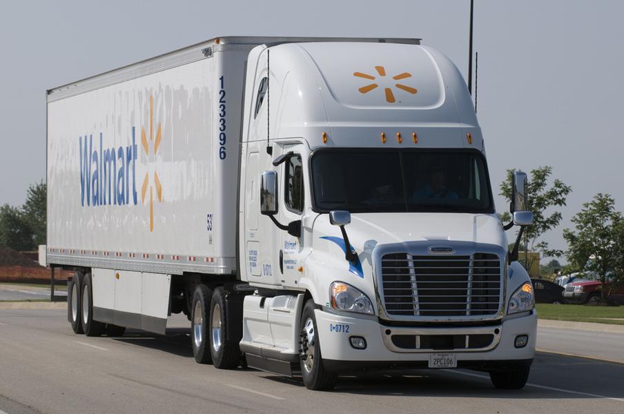 Walmart: $8,000 Driver Sign-On Bonus