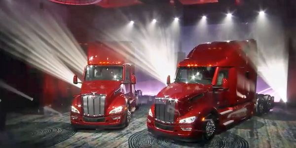 During a YouTube launch, Peterbilt unveiled its New Model 579 on February 3, 2021. The new truck...