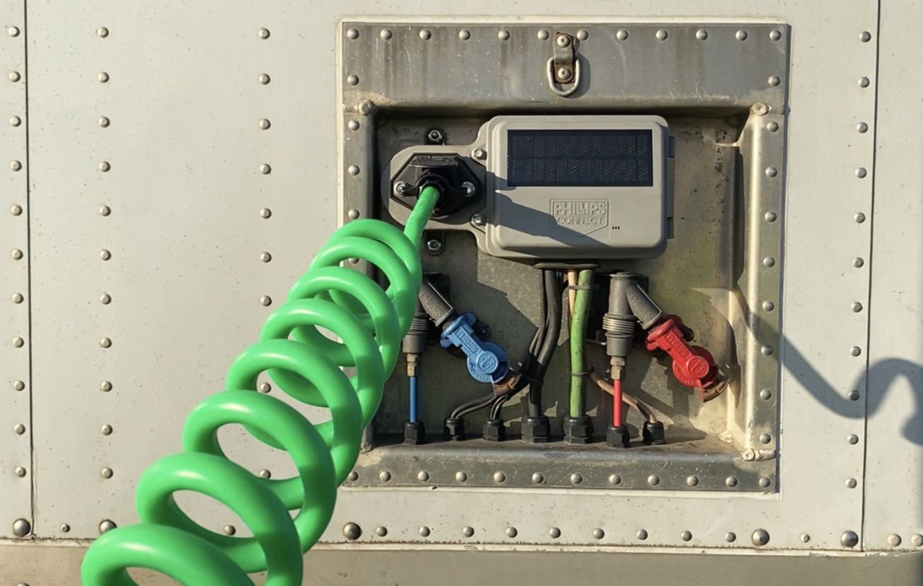 Phillips Launches Telematics Hub With Trailer Health Monitoring